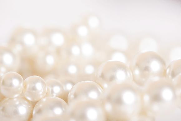 本真珠粉末